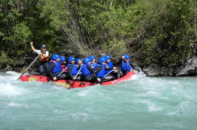 2-Tage Lech & Fun Special (Halbtagesrafting & Canyoning)